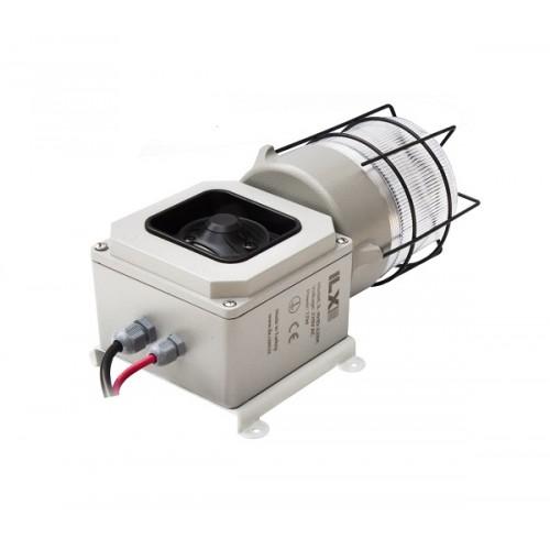 Sanayi Tipi Işıklı Siren - İL-XHD-22BK1 Serisi | İLX