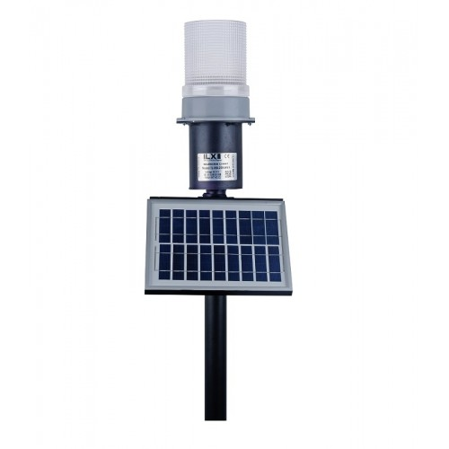 Solar Kule İkaz Lambası - İL-XSL512 Serisi | İLX
