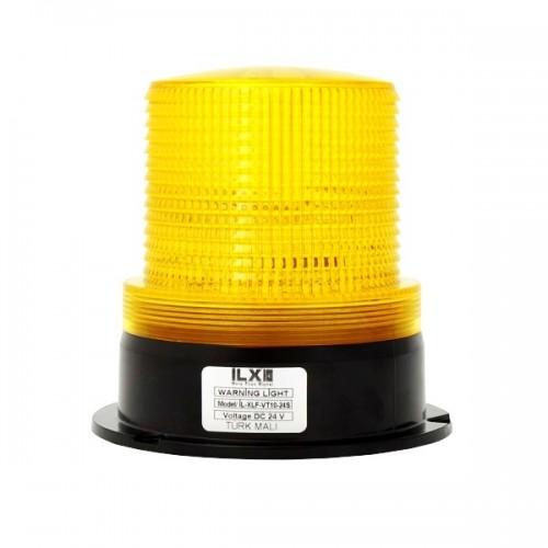 İkaz Lambası - Ø100 T10 Serisi Tepe Lambası | İLX