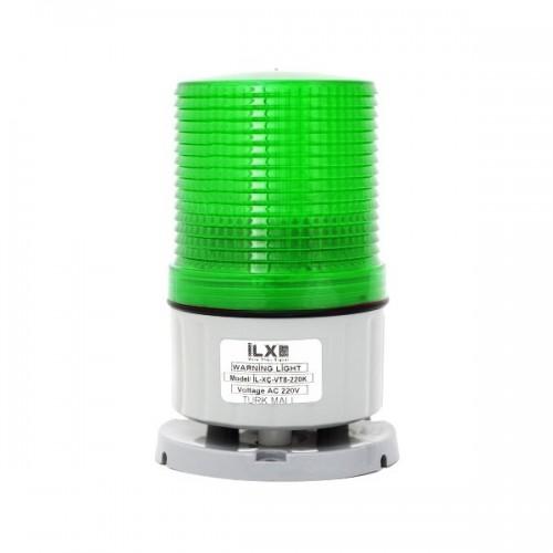 İkaz Lambası - Ø80 VT8 Serisi Tepe Lambası | İLX