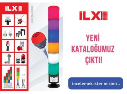 İLX Ürün Ailesi Kataloğumuz Yayında!