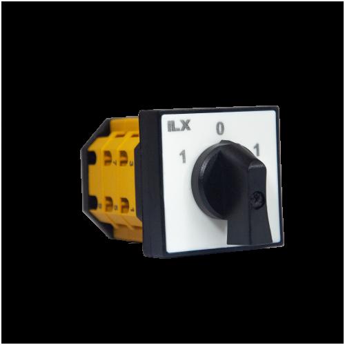 İLX B Tipi Enversör 1-0-1 Pako Şalter